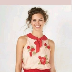 Lauren Conrad Disney Snow White Tank Top Size S Re
